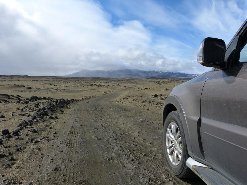 Askja Iceland Volcano-5