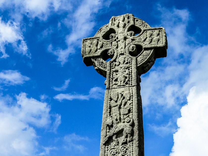 High Cross of Drumcliff Co Sligo Ireland
