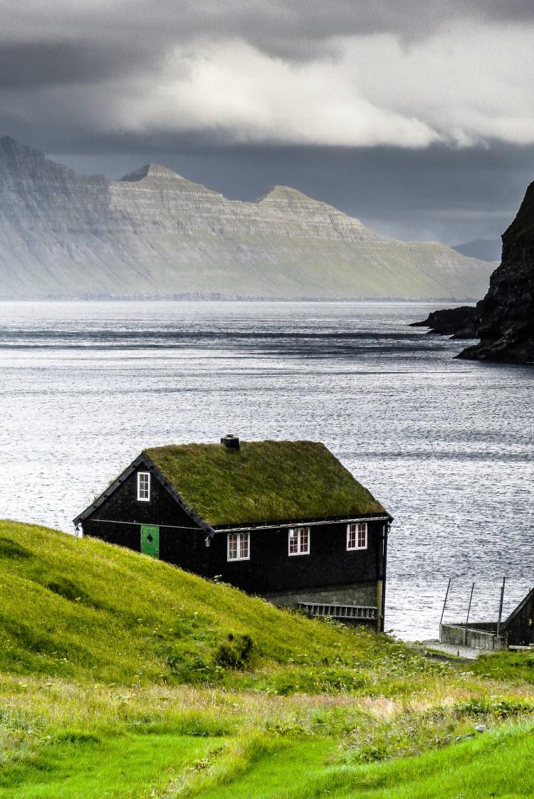 Färöer Inseln Wanderungen Reise Eysturoy