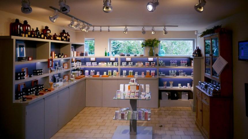 The Burren Perfumery Carron Co. Clare Ireland
