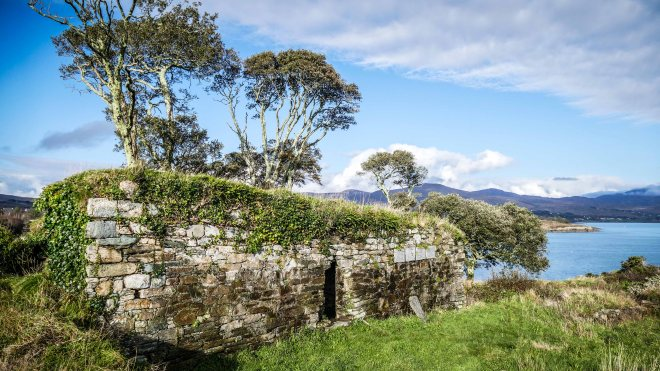 Dunboy Castle West Cork Ireland