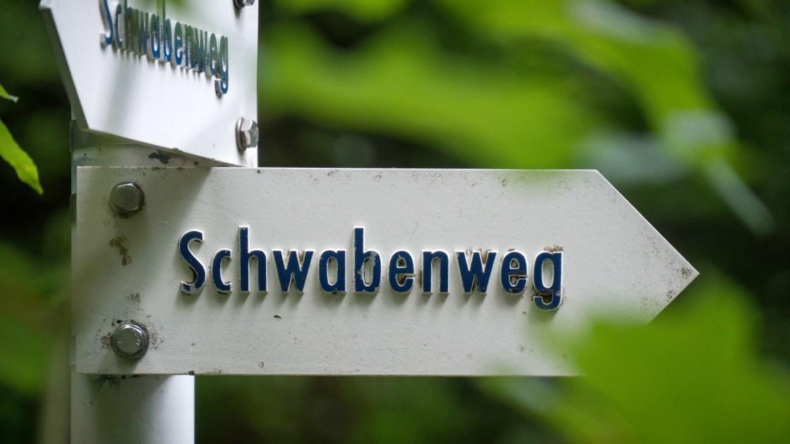 Bilderbuch Schwabenweg Konstanz Einsiedeln Bodensee