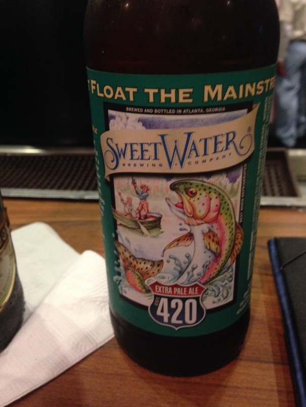 Sweetwater 420 Extra Pale Ale Beers And Ears