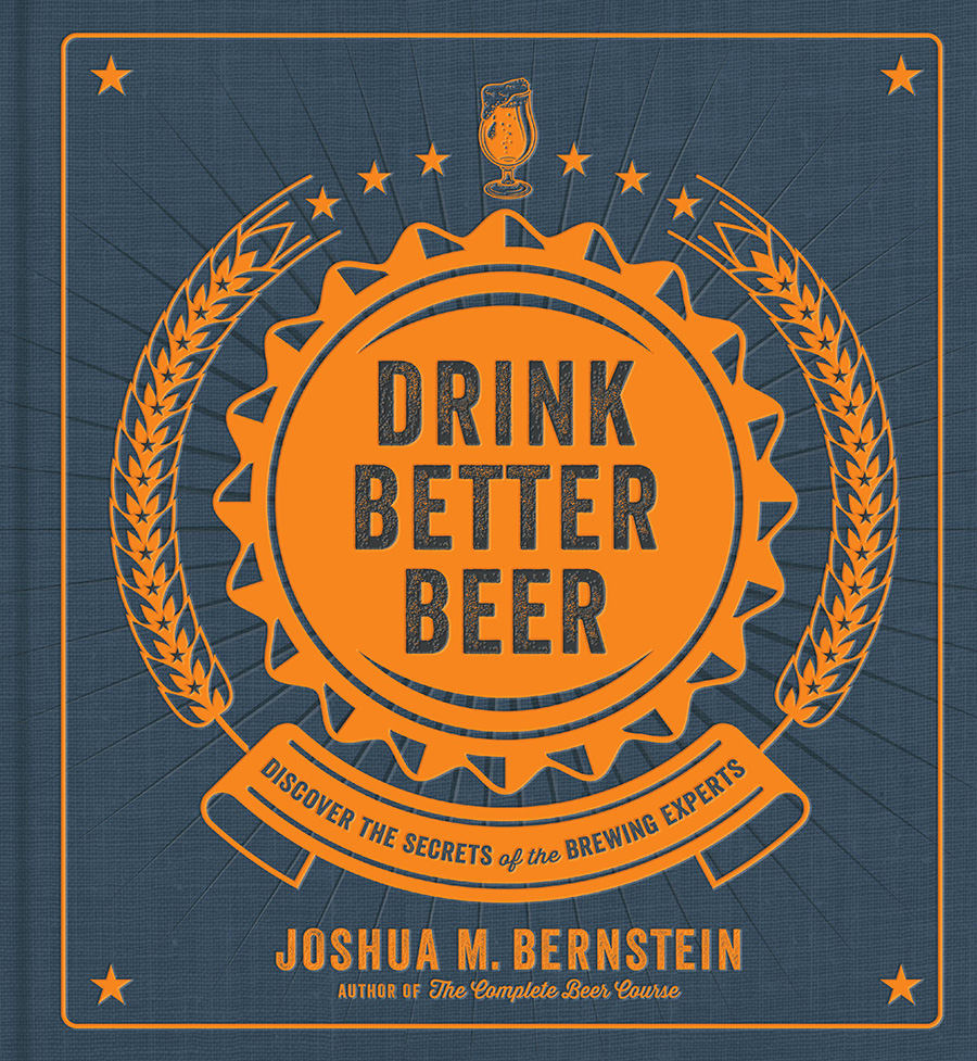 Drink Better Beer cover