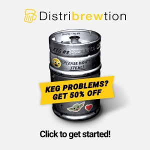 Distribrewtion Keg Management Software