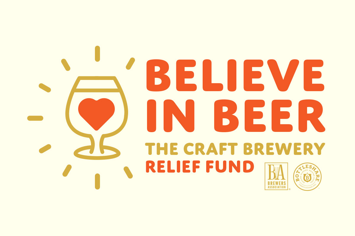 Believe in Beer Craft Brewery Relief Fund