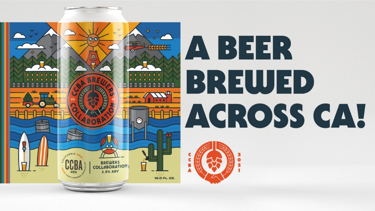 CCBA Collab Beer