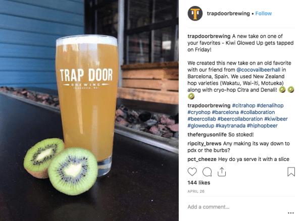 Trap Door Brewery