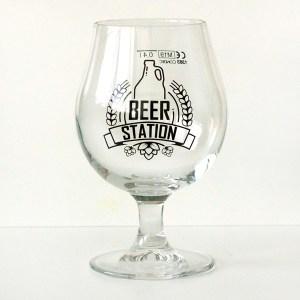 Beer Station Pohár 0.4