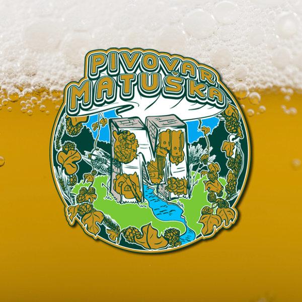 Hellcat 21.4° (Matuška); Remeslene pivo; Beer ; Craft Beer; Rozvoz piva; Capovane pivo; pivo Matuska; Zive pivo; Remeselne pivo