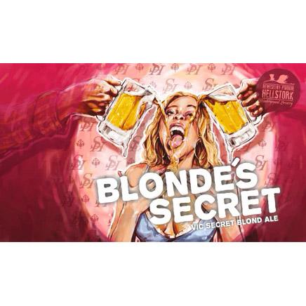 Blonde's Secret 11° (Hellstork)