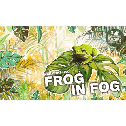Frog in Fog 14° (Hellstork)