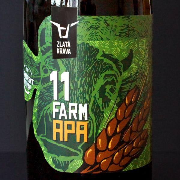 Farm APA 11° (Zlatá Kráva)