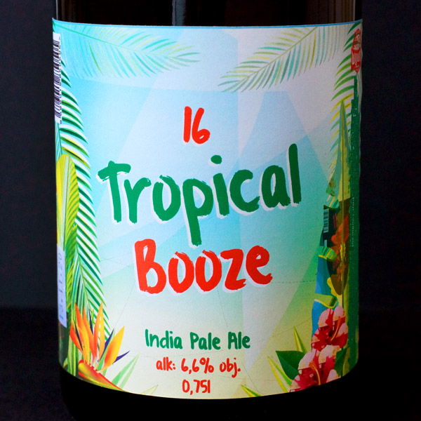 WYWAR; Tropical Booze; Craft Beer; Remeselné Pivo; Živé pivo; Beer Station; IPA
