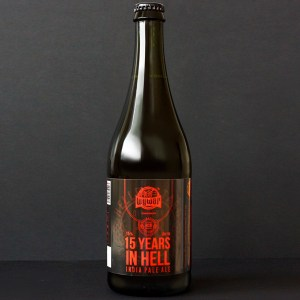 WYWAR; 15 Years in Hell; Craft Beer; Remeselné Pivo; Živé pivo; Beer Station; Fľaškové pivo; IPA;