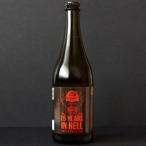 WYWAR; 15 Years in Hell; Craft Beer; Remeselné Pivo; Živé pivo; Beer Station; Fľaškové pivo; IPA;