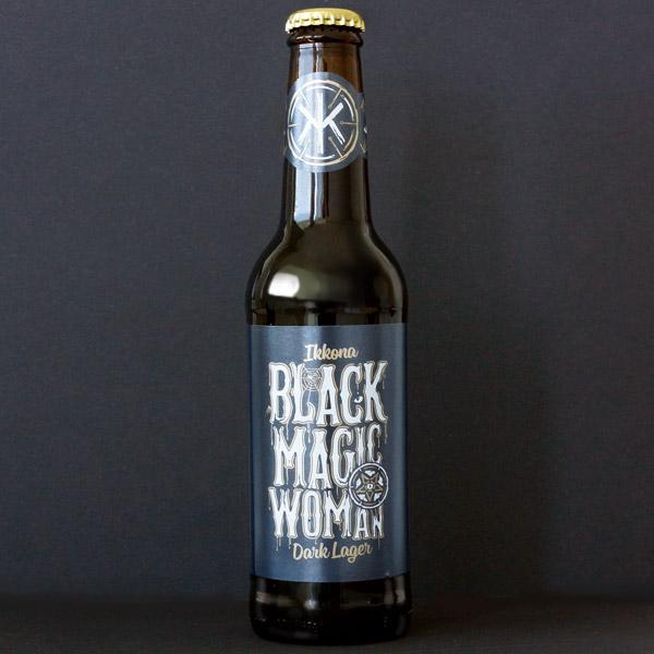 Black Magic Woman; remeselne pivo; ikkona; tmavé pivo; distribúcia remeselného piva