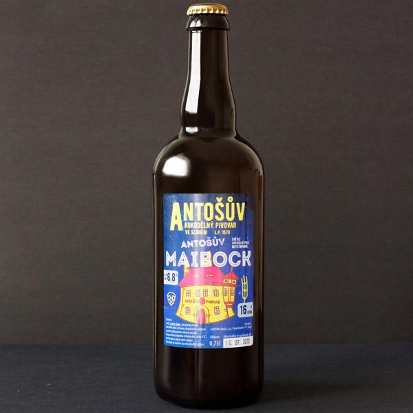 Maibock 16° (Antoš) 0.75L