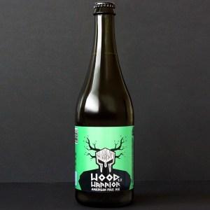 WYWAR; Wood Warrior 12°; Craft Beer; Remeselné Pivo; Živé pivo; Beer Station; Fľaškové pivo; IPA; Distribúcia piva