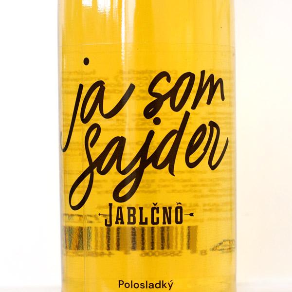 Jablčnô; cider; slovenský cider