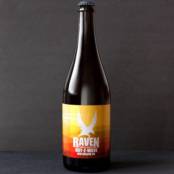 Raven; Hay-Z-Wave 15; New England IPA; Beer Station; pivo e-shop; remeselné pivo; remeselný pivovar; craft beer Bratislava; živé pivo; pivo; Distribúcia piva; NEIPA