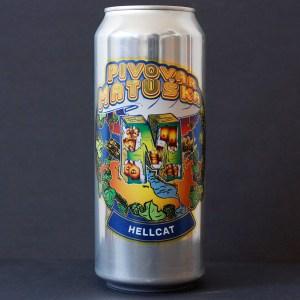 Hellcat 21.4; Matuška; Matuška Hellcat; Double IPA; Craft Beer; Pivo; Matuska plechovka