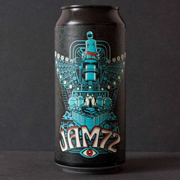 JAM 72; MAD Scientist; Maďarský pivovar; madarske pivo; IPA; pivo; Craft Beer v plechovke; remeselné pivo