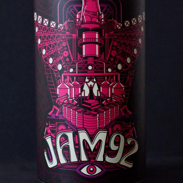 JAM 92; MAD Scientist; Maďarský pivovar; madarske pivo; Imperial IPA; Double IPA; pivo; Craft Beer v plechovke; remeselné pivo
