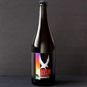 Raven; Tropic Edge 11; APA; Beer Station; pivo e-shop; remeselné pivo; remeselný pivovar; craft beer Bratislava; živé pivo; pivo; Distribúcia piva; American Pale Ale