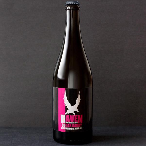 Raven; Sugar Daddy 17; IPA; Beer Station; pivo e-shop; remeselné pivo; remeselný pivovar; craft beer Bratislava; živé pivo; pivo; Distribúcia piva; pivovar Raven; Belgian IPA
