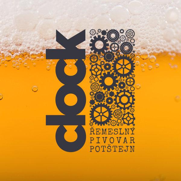 Clock; Clock 12; Craft Beer; Remeselné Pivo; Živé pivo; Beer Station; APA; Pivovar Clock; Distribúcia piva; pivovar z Potštejna; Pivo; české pivo; čapované pivo