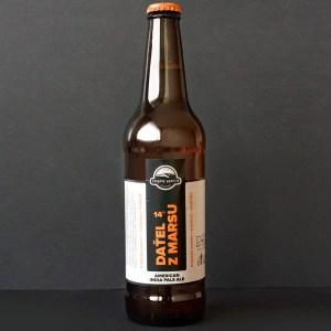 Čierný kameň; Ďateľ z Marsu 14°; Craft Beer; Remeselné Pivo; Živé pivo; Beer Station; Fľaškové pivo; ležiak; pivovar Čierny Kamen; pivo so sebou