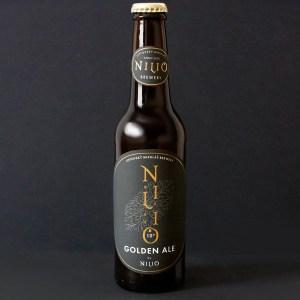 Nilio; nilio pivo; nilio pivovar; Golden Ale 10; American IPA; slovenský pivovar; ALE