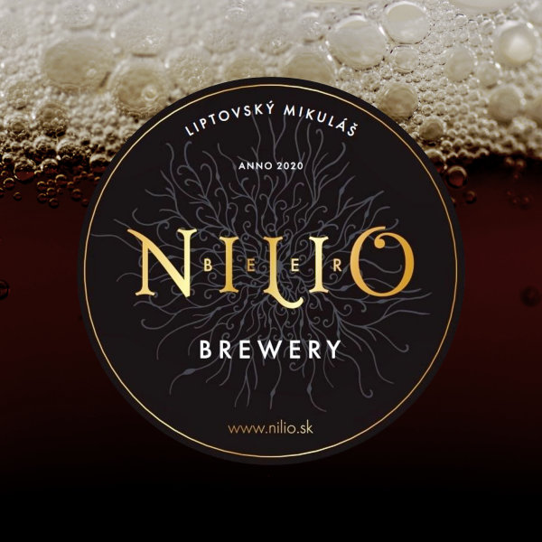 Nilio; nilio pivo; nilio pivovar; Black Hero; stout; slovenský pivovar;