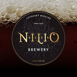 Nilio; nilio pivo; nilio pivovar; Oak Spirit 18; stout; slovenský pivovar;