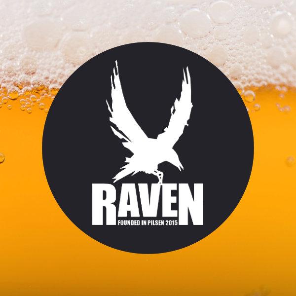 Raven; Sky APA 12; APA; Beer Station; pivo e-shop; remeselné pivo; remeselný pivovar; craft beer Bratislava; živé pivo; pivo; Distribúcia piva; Damian