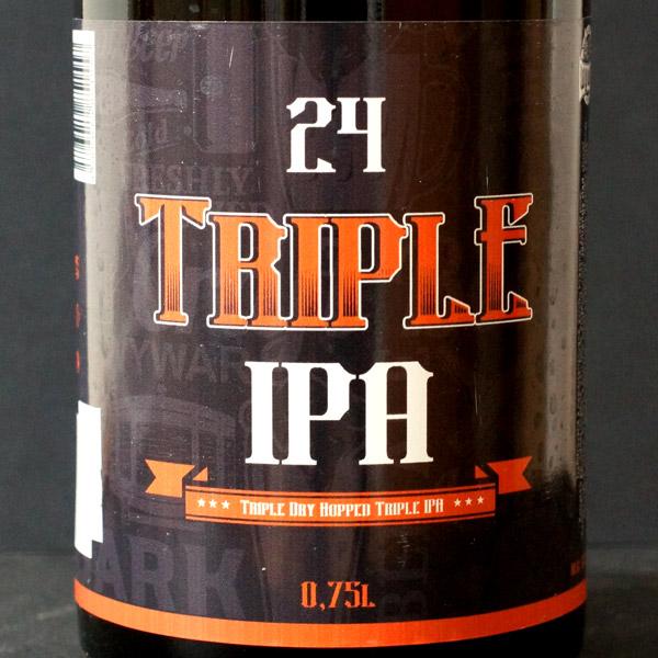 WYWAR; Triple IPA 24; Craft Beer; Remeselné Pivo; Živé pivo; Beer Station; IPA; Double IPA