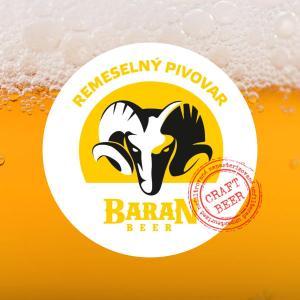 Remeselný pivovar; Beer Station; Rozvoz piva; Živé pivo; Remeselné pivo; Craft Beer; Strapatý Motýl; Baran; Pivo; Čapované pivo