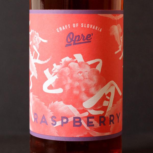 cider; opre cider; opre; jablkový cider; sajder; Opre' Raspberry