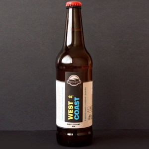 Čierný kameň; West Coast 14°; Craft Beer; Remeselné Pivo; Živé pivo; Beer Station; Fľaškové pivo; ležiak; pivovar Čierny Kamen; pivo so sebou; IPA