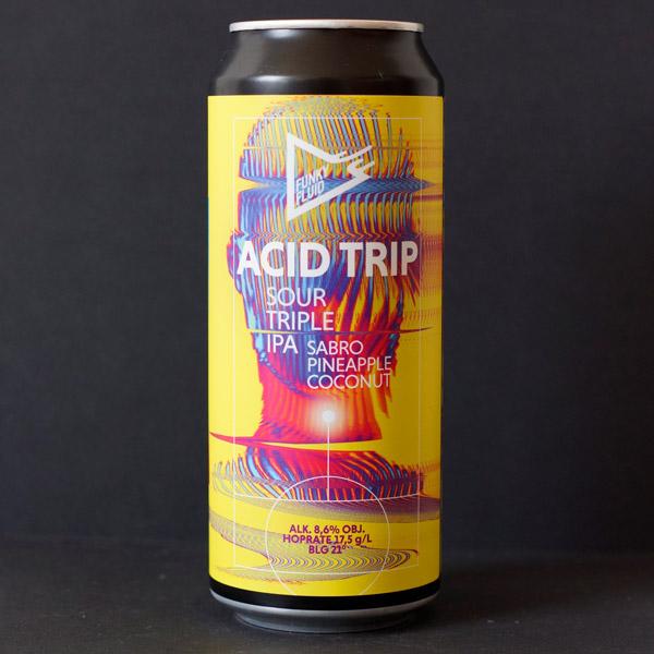 Funky Fluid; Acid Trip: Sabro Pineapple & Coconut; Craft Beer; Remeselné Pivo; Živé pivo; Beer Station; Fľaškové pivo; Sour Triple IPA;