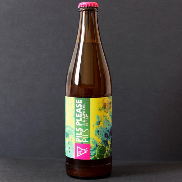 Funky Fluid; Pils Please; Craft Beer; Remeselné Pivo; Pod vrchnakom; Beer Station; Fľaškové pivo; Pilsner; Lager; Distribúcia piva; Poľské pivo