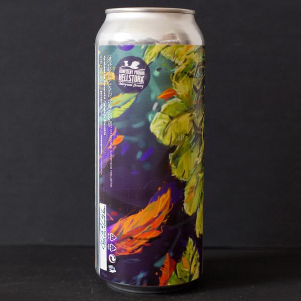 Sourise 12; Hellstork; Panda Hellstork; Sour Ale; plechovkove pivo; Beer Station; živé pivo; remeselné pivo; remeselný pivovar;