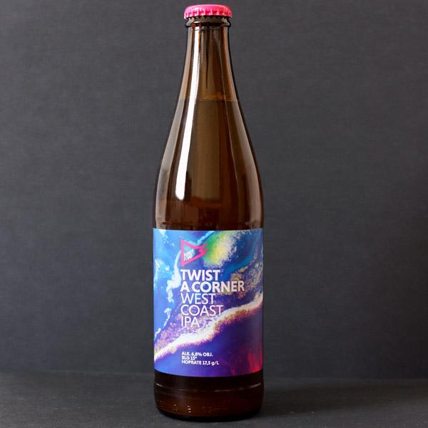 Funky Fluid; Twist a Corner; Craft Beer; Remeselné Pivo; poľský pivovar; Beer Station; Fľaškové pivo; West Coast IPA; IPA; Distribúcia piva; Poľské pivo