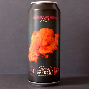 Funky Fluid; Classic With a Twist #2: Double Rauchbock; Craft Beer; Remeselné Pivo; Salon piva; Beer Station; Plechovkové pivo; Rauchbock; Poľské pivo; Distribúcia piva