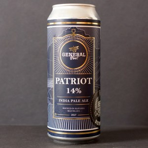 Pivovar General; Patriot 14; IPA; Beer Store; Craft Beer; Distribúcia piva