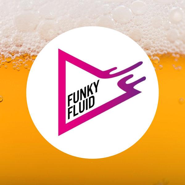 Funky Fluid; Funky Club: Birthday NEIPA 16; Craft Beer; Remeselné Pivo; pivo; Beer Station; čapované pivo; NEIPA; Distribúcia piva; Poľské pivo