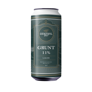 Pivovar General; Grunt 11; Lager; Beer Store; Craft Beer; leziak