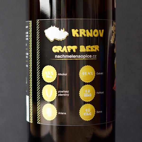Bezové Goséčko Nachmelená Opice; Pivo Nachmelená Opice; Pivo Opica; Distribúcia piva; Gose; pivo