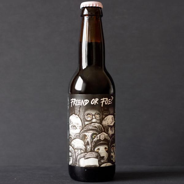 Rockmill; Friend or Foe?; Craft Beer; Remeselné Pivo; Salon piva; Beer Station; Plechovkové pivo; Imperial Stout; Peated Imperial Stout; Distribúcia piva; Poľský pivovar; Poľské pivo